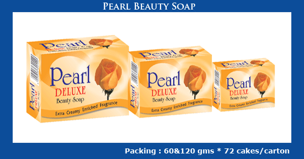 Pearl Beauth Soap